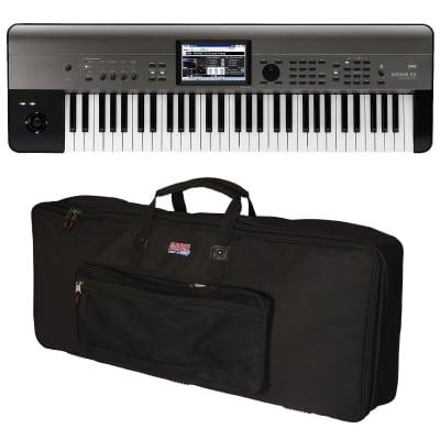 Korg Krome EX 61 Music Workstation CARRY BAG KIT