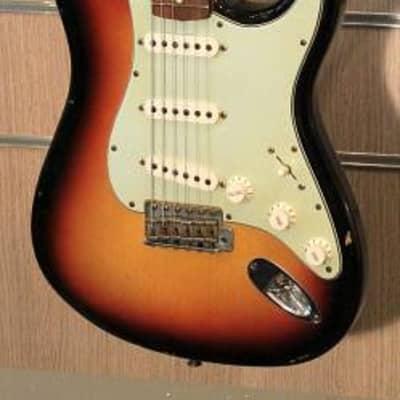 Fender Custom Shop Stratocaster '60 Relic