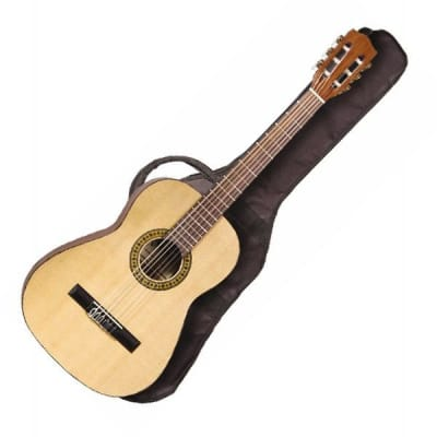 J. Reynolds JR15N 36-Inch Student Classical Nylon 6-String Acoustic Guitar with Gig Bag - (B-Stock) for sale