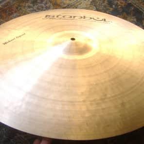 "Istanbul Mehmet 24"" Legend Ride Cymbal"
