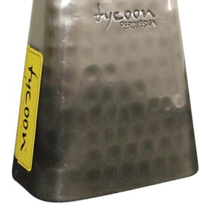 """Tycoon TWH-50 5"""" Hand-Hammered Cowbell"""