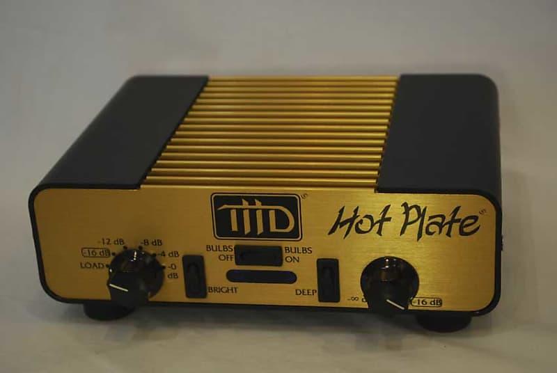 THD Hot Plate Power Attenuator - 2 Ohm | Gilroy Guitars