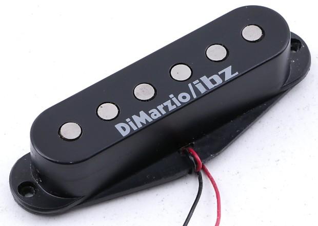 DiMarzio / IBZ ISCR1 Single Coil Middle Guitar Pickup PU-8095 | Reverb