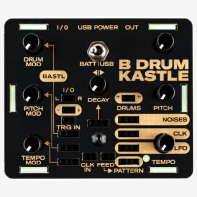 Bastl Instruments Kastle Drum Patchable Groovebox