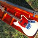 Fender Mustang 1966 Pearl White - Amazing Birdseye Neck image