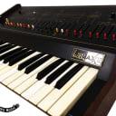 Vintage 70's ARP Axxe Analog Sythesizer -  First Era Model 2310 Black/Gold Design