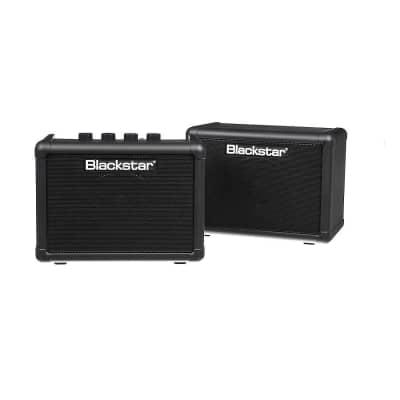 Blackstar Fly 3 Bass 3W Mini Bass Combo/Cabinet Stereo Pack