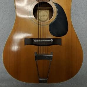 Pan H-600 1970 Natural Wood 12-String Acoustic Guitar for sale