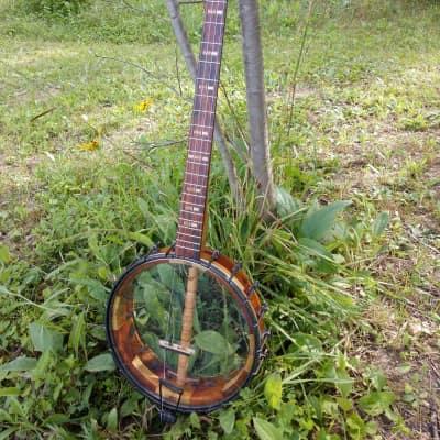 Yellowbird banjos plectrum banjo 2018 Natural