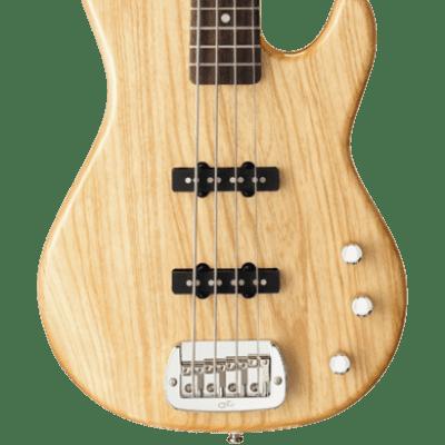 G&L Tribute Series JB-2 Bass Gloss Natural w/ Rosewood Fretboard for sale