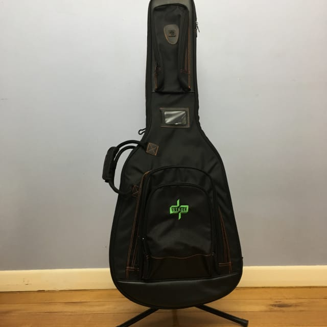 DP  Stage Pro Series Acoustic Guitar Bag Black image