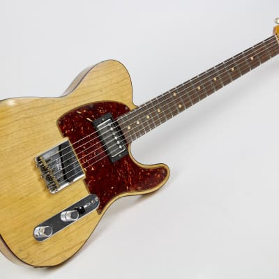 Fender Custom Shop NAMM2020 Ltd 60's HS Tele Custom Relic Aged Natural w/OHSC for sale