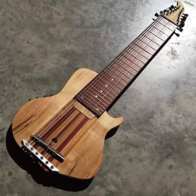 Krappy guitars custom handmade 12-string touchstyle/tapping guitar for sale