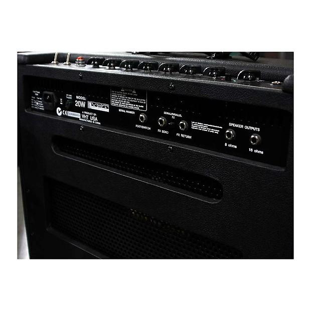 vht lead 20 20 watt all tube 1x12 celestion combo amplifier reverb. Black Bedroom Furniture Sets. Home Design Ideas