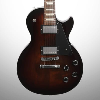 Gibson Les Paul Studio Electric Guitar (with Soft Case), Smokehouse Burst