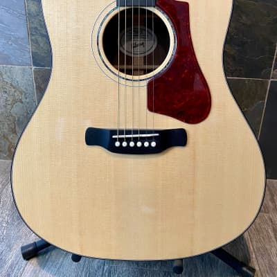 Beautiful 2018 Gibson Hummingbird Walnut M Avant Garde Antique Natural Nude L.R. Baggs (412)