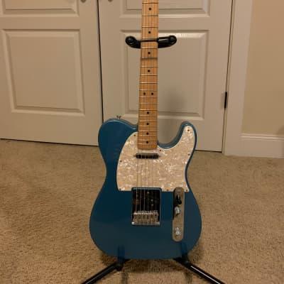 Fender Standard Telecaster 2009 Blue for sale