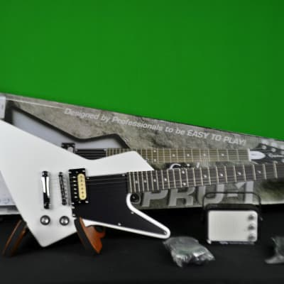 Epiphone Explorer Pro-1 Performance Pack, Includes Guitar, Amp, Gig Bag and More for sale