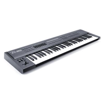 Roland JV-80 Digital Multi Timbral Synthesizer 1990s Black