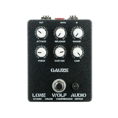 Lone Wolf Audio Gauze Compressor