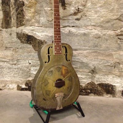 1934 National Duolian - with new National Reso-Phonic replacement neck for sale