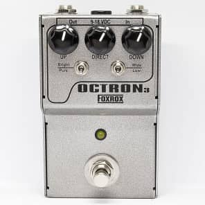 Foxrox Octron 3 Analog Octave Up and Down