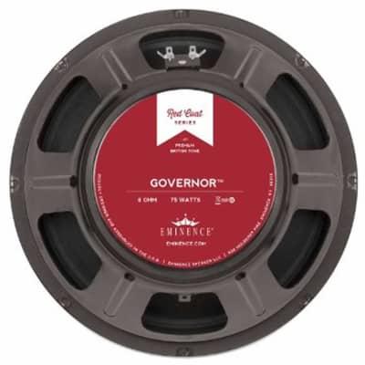 "EMINENCE Governor 12"" Guitar Amp Cab Speaker 8 ohm"