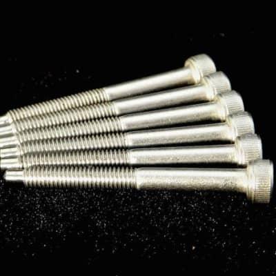 FU-Tone Floyd Rose String Locking Screws Stainless Steel