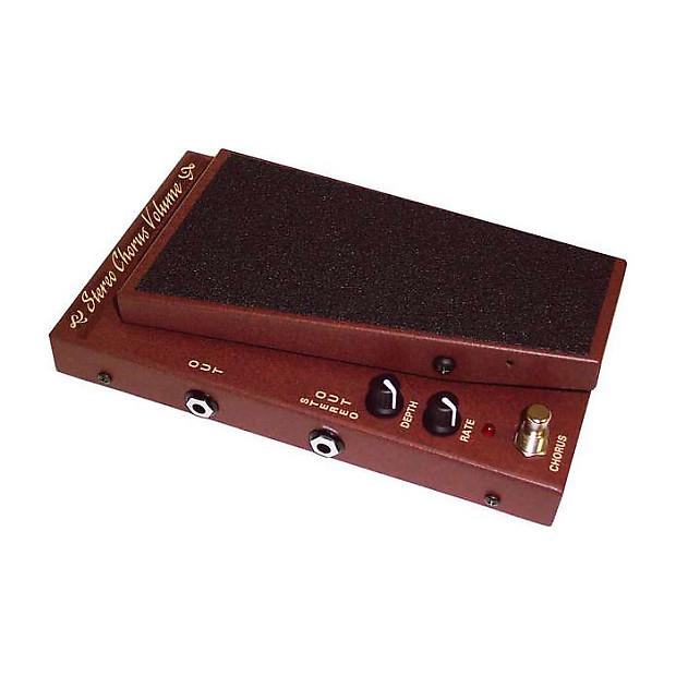 morley stereo chorus volume pedal reverb. Black Bedroom Furniture Sets. Home Design Ideas