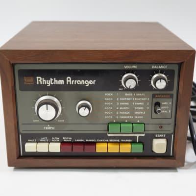 Roland TR-66 Rhythm Arranger Vintage Analog Drum Machine TR66 Worldwide Shipment