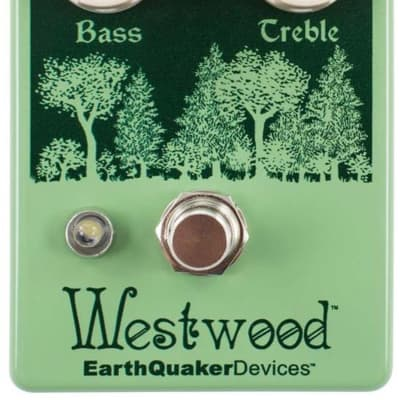 EarthQuaker Devices Westwood Overdrive for sale