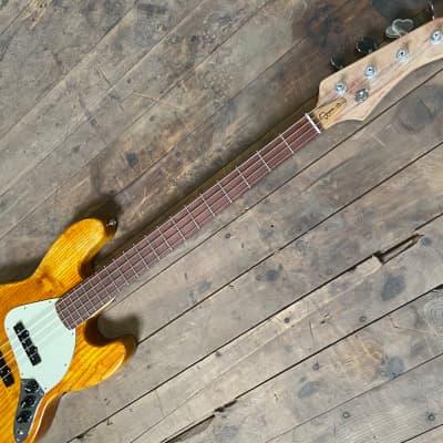 Benson Custom  J style bass for sale