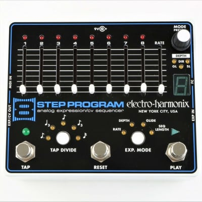 ELECTRO HARMONIX 8 STEP PROGRAM SEQUENCER for sale