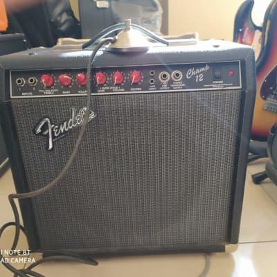 Fender  Champ 12 1985 for sale
