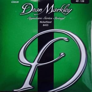 Dean Markley 2602B Nickel Steel 5-String Bass Strings - Light (40-128)