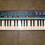 Yamaha PSS-190 Electronic Synthesizer  Keyboard