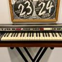 Roland RS-505 49-Key Paraphonic Synthesizer+Kenton Midi+Flight Case.(Almost Mint!)