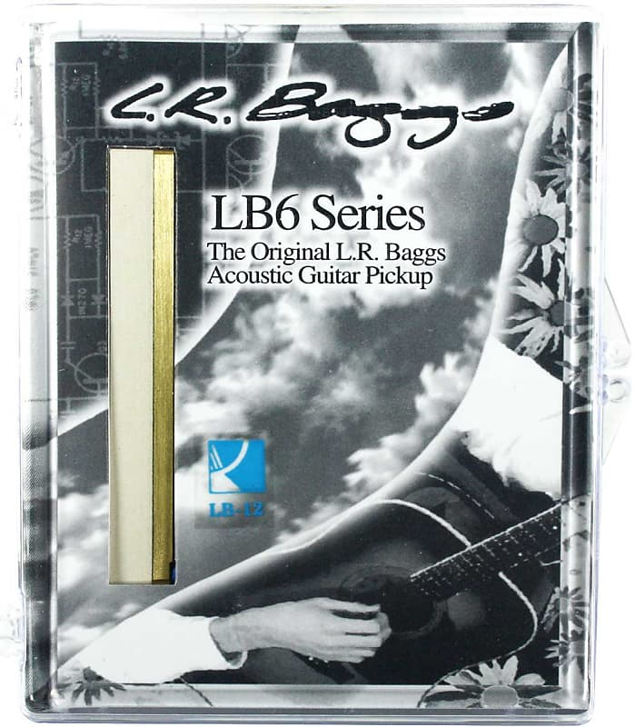 NEW! Jack Not Included LR Baggs Violin Piezo Replacement Bridge Pickup Only