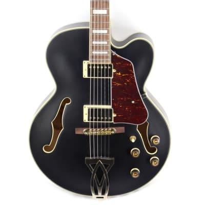Ibanez AF Artcore 6str Electric Guitar  - Black Flat for sale