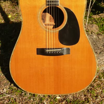 Jagard JD40 Brazilian Rosewood by Terada Gakki  mid 70s Natural+Soft Case for sale