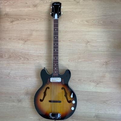 Harmony H22-1 1971 Sunburst
