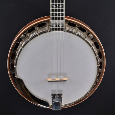 Gold Star GF-200 5 String Flathead Banjo gebraucht for sale