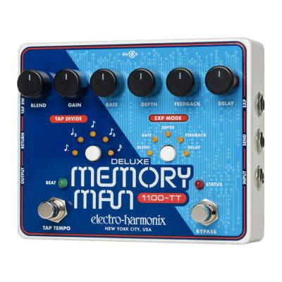 Electro-Harmonix Deluxe Memory Man 1100-TT Delay Used
