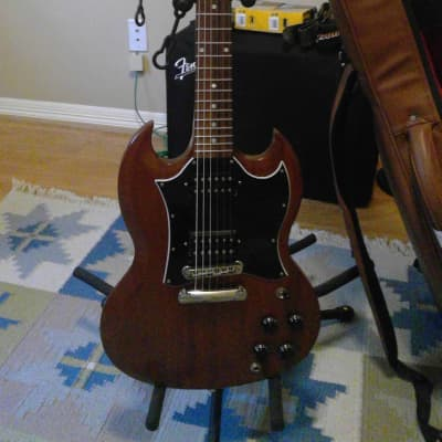 Gibson SG Special Faded with Rosewood Fretboard 2005 - 2012 Worn Brown for sale
