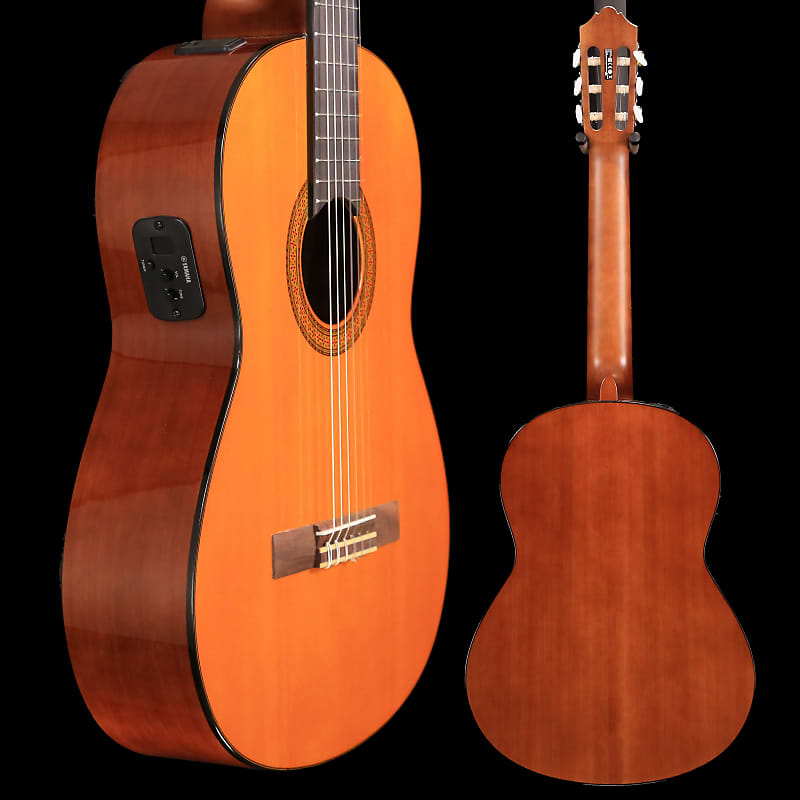 yamaha cgx102 acoustic electric classical guitar used reverb. Black Bedroom Furniture Sets. Home Design Ideas