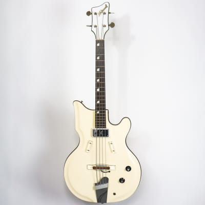 National 1961 Map Bass White for sale