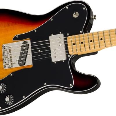 Fender Squier Classic Vibe '70s Telecaster Custom Maple FB 3-Color Sunburst for sale