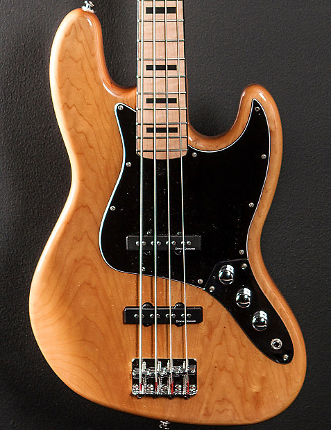 Squier Vintage Modified Jazz Bass 70s Reverb