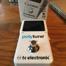 TC Electronic PolyTune 2 Tuning Pedal