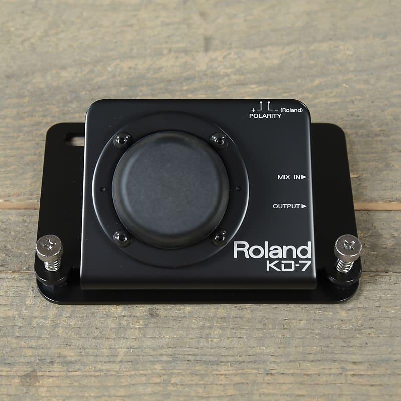 roland kd7 kick trigger pad mint chicago music exchange reverb. Black Bedroom Furniture Sets. Home Design Ideas